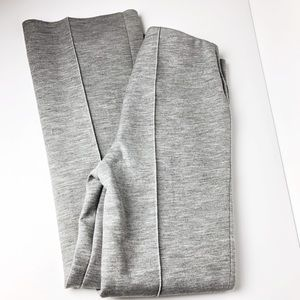 Zara | Gray Stretch Legging Business Career Pant